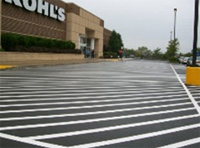Line Striping Parking Signals