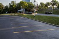 New Parking Lot Driveway Construction